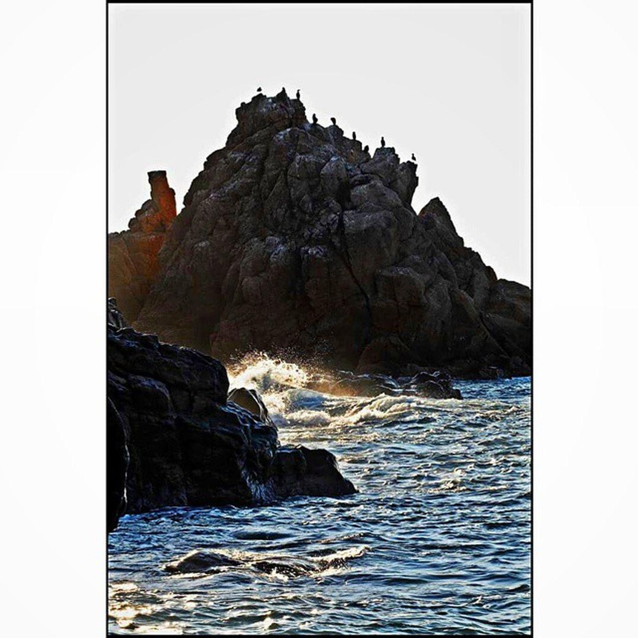 Sea Water Blanes Blanesturismo playa costabrava nikkorlenses Cerca del puerto. Blanes, 2014.