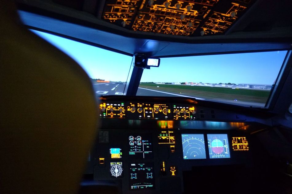 Beautiful stock photos of digital, Aerospace Industry, Air Vehicle, Airplane, Cockpit