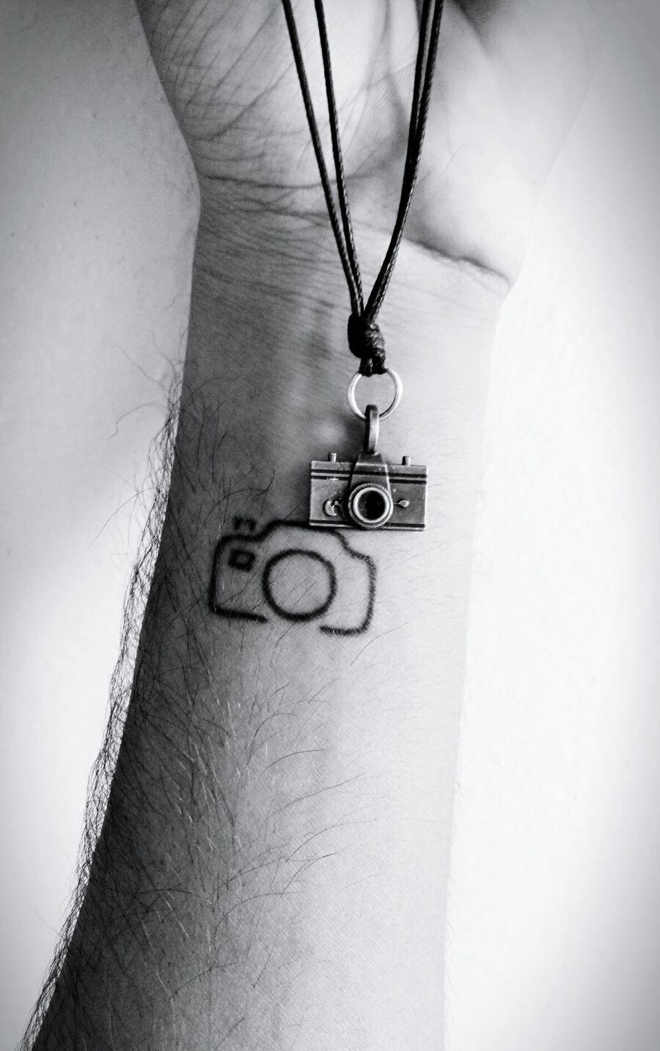 Camera Camera - Photographic Equipment Camera Life Is My Life! Camera Porn Tattoo ❤ Tatoostyle Tattoed Boy Tattoed Men Tattoedchics Cameratattoo