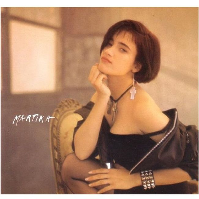 Martika and Cathydennis too are getting some remasters and facelifts from 1989 1990