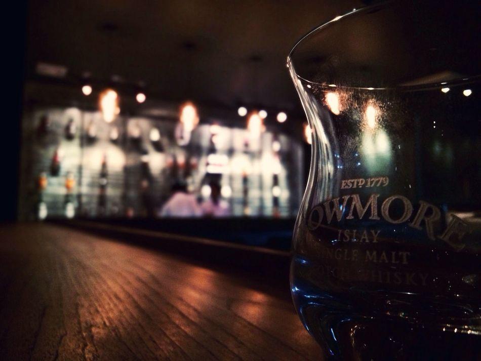 Mood blending./ smooth jazz+whisky Whisky Bar Cask81 Yangon, Myanmar