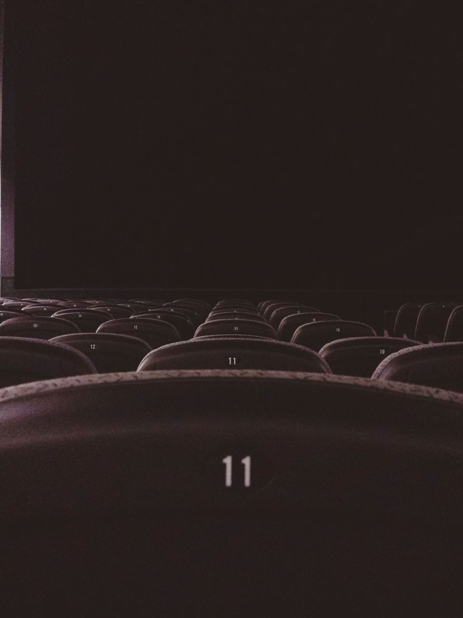 Beautiful stock photos of cinema, Absence, Black Color, Chair, Close-Up