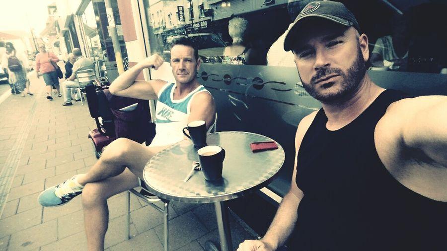 At Work Cheeky Selfie Work Selfie  Tea Break Work Selfie✌ Sunmer2015 Hot Day