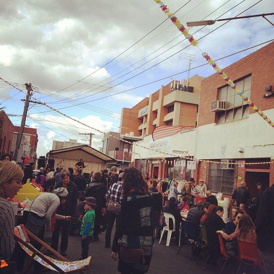 Perry Street Festival