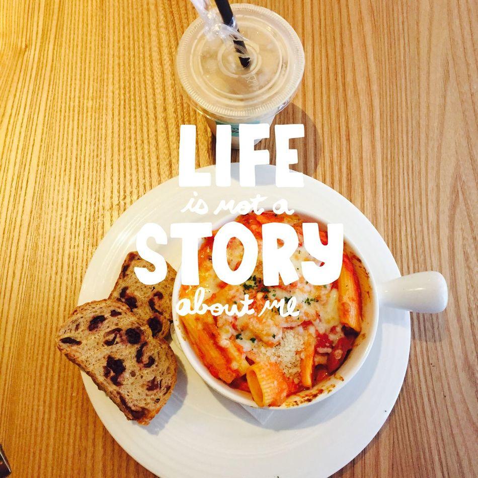 Famonn Cafe Cafe Pasta Latte Bread