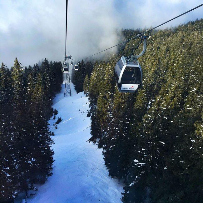 Skiing Schuns Montafon Autria Skilift Snow ❄ EyeEm Best Shots EyeEm Nature Lover Mountains