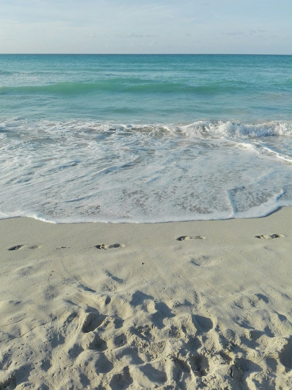 sea, beach, nature, horizon over water, sand, beauty in nature, tranquility, water, scenics, shore, outdoors, tranquil scene, no people, day, sky, wave