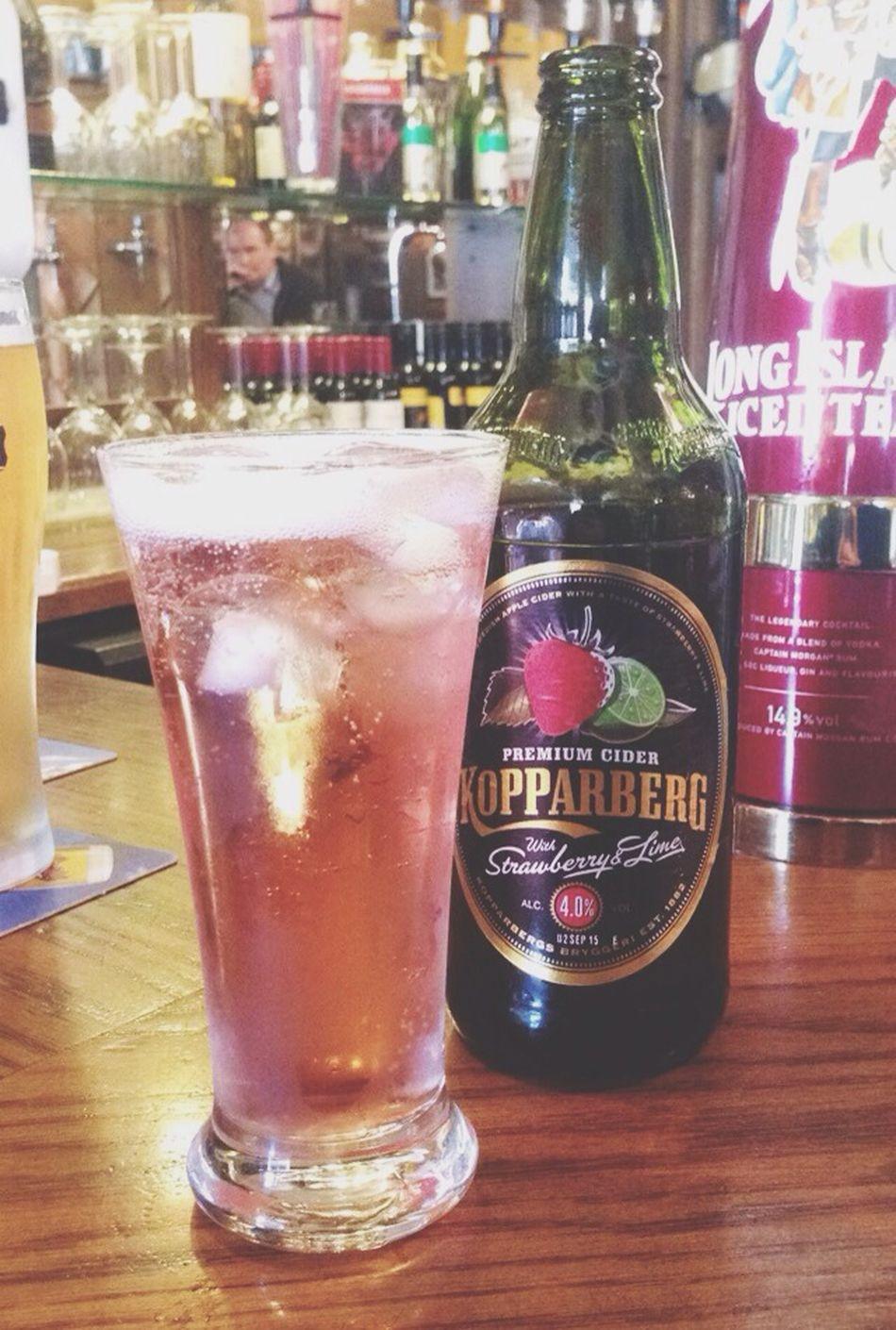 Kopparberg Leaving Cert  Drinks Celebrating