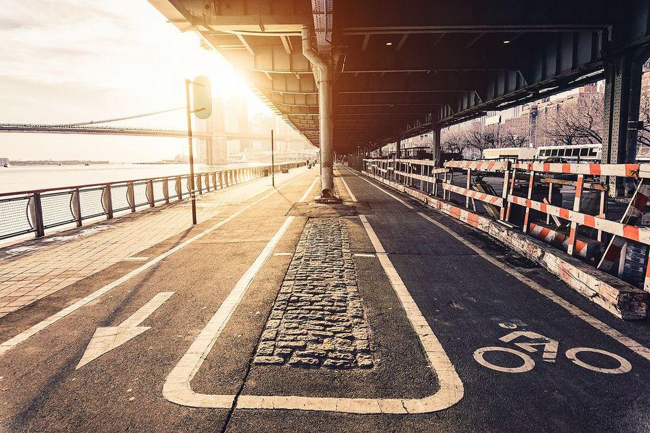Beautiful stock photos of new york, Architecture, Arrow Symbol, Below, Bridge