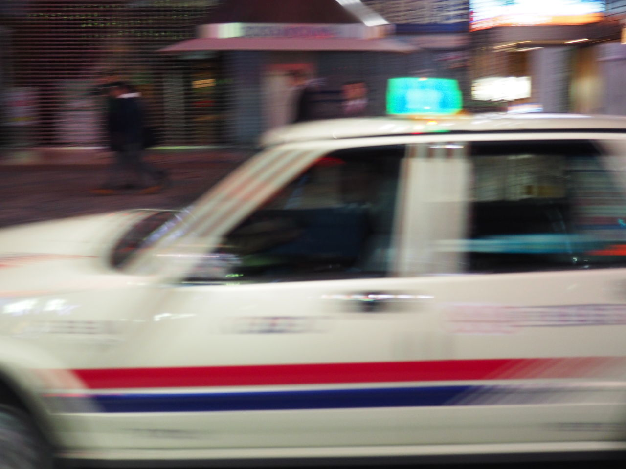 Architecture Blurred Motion Close-up Day Fast Mode Of Transport Motion No People Outdoors Public Transportation Speed Speeding Taxi Transportation