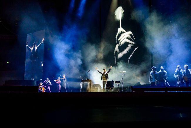 LastNight Macklemore & Ryan Lewis Concert Perfect Kings Love Happy Best  🙆🏼