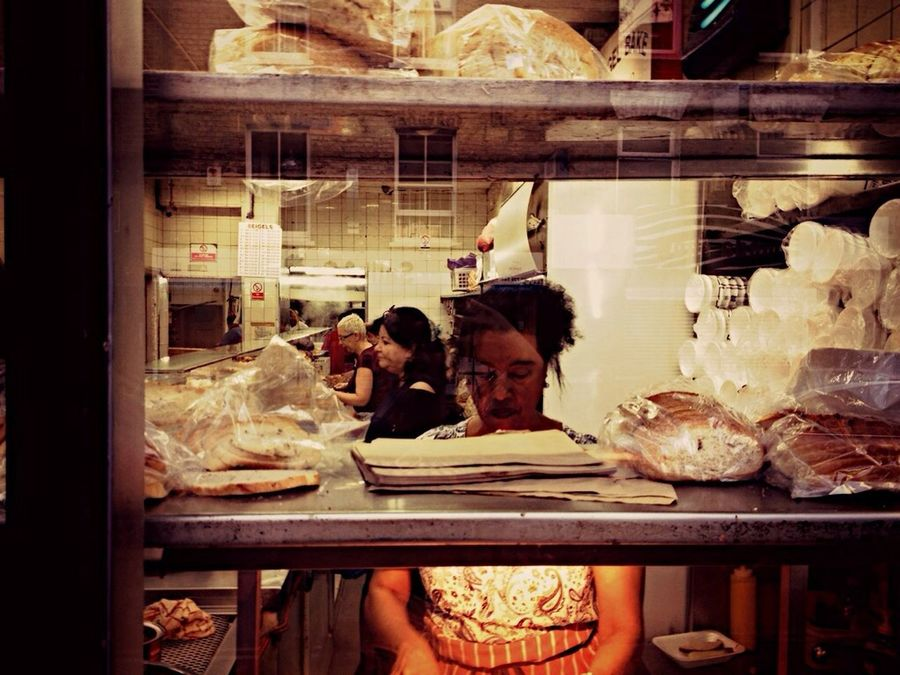 Bagels Street Photography