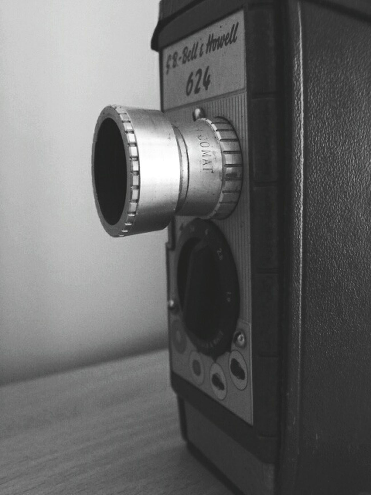 Lumix Photos Black And White Filter Old Camera Bell And Howell Interior Views Vintage Camera Vintage Style Vintage Photography Equipment