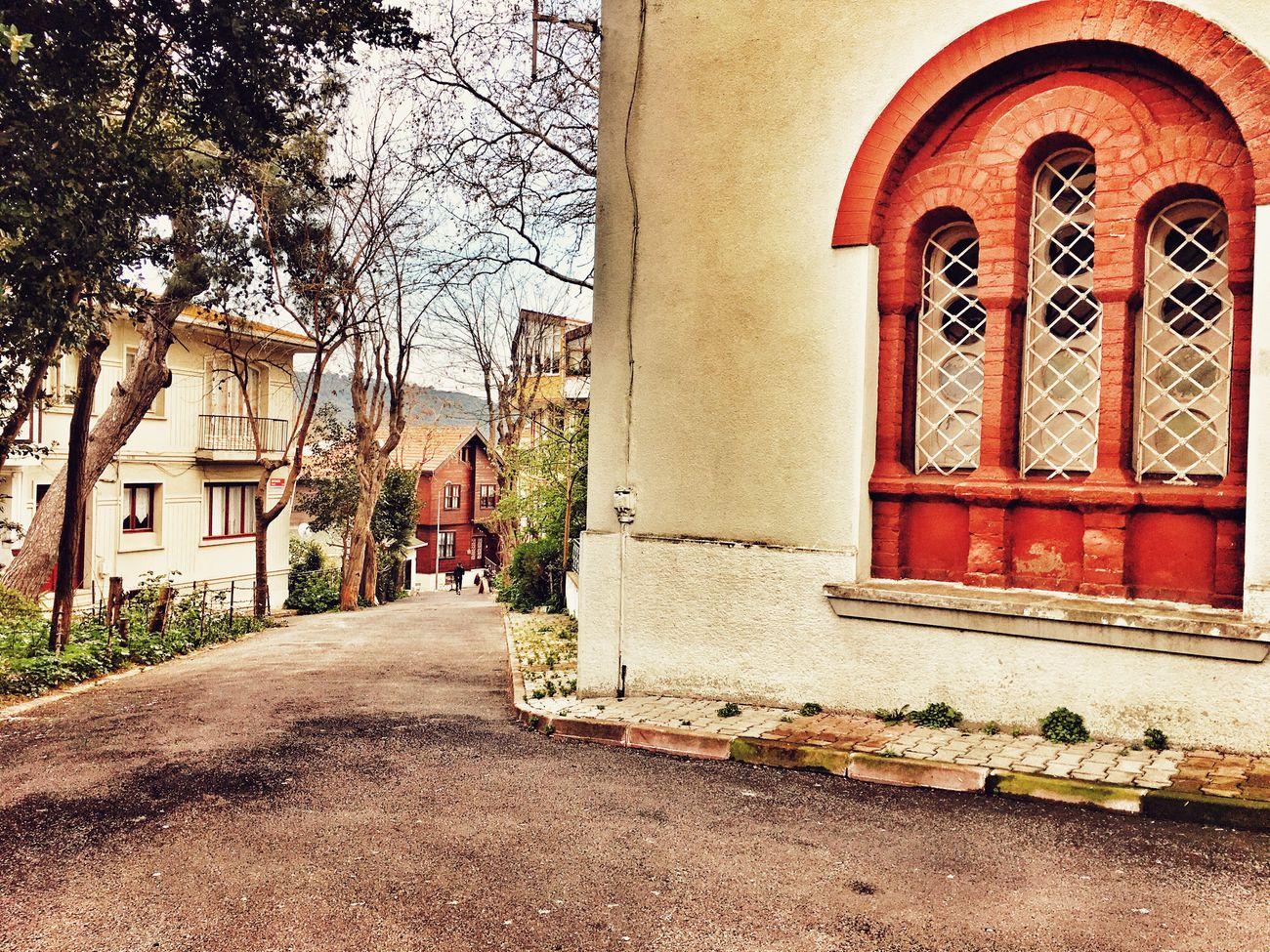 Burgazada Prince Islands Istanbul Antigoni