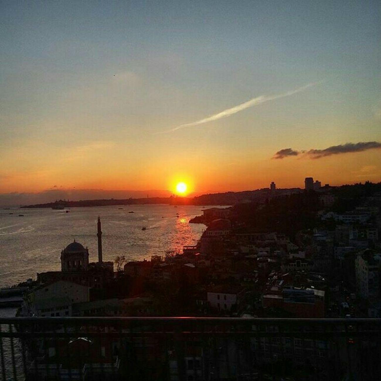 Sunset Istanbul - Bosphorus Bosphorus Bridge Mycity Lovecity  EyeEm Gallery Eyemphotos Eyemphotography