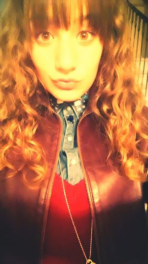 Serate ❤ Blonde Girl Instacamicia