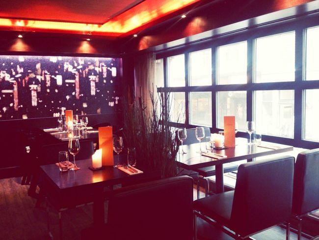 Restaurant Cosy Nice Beautiful