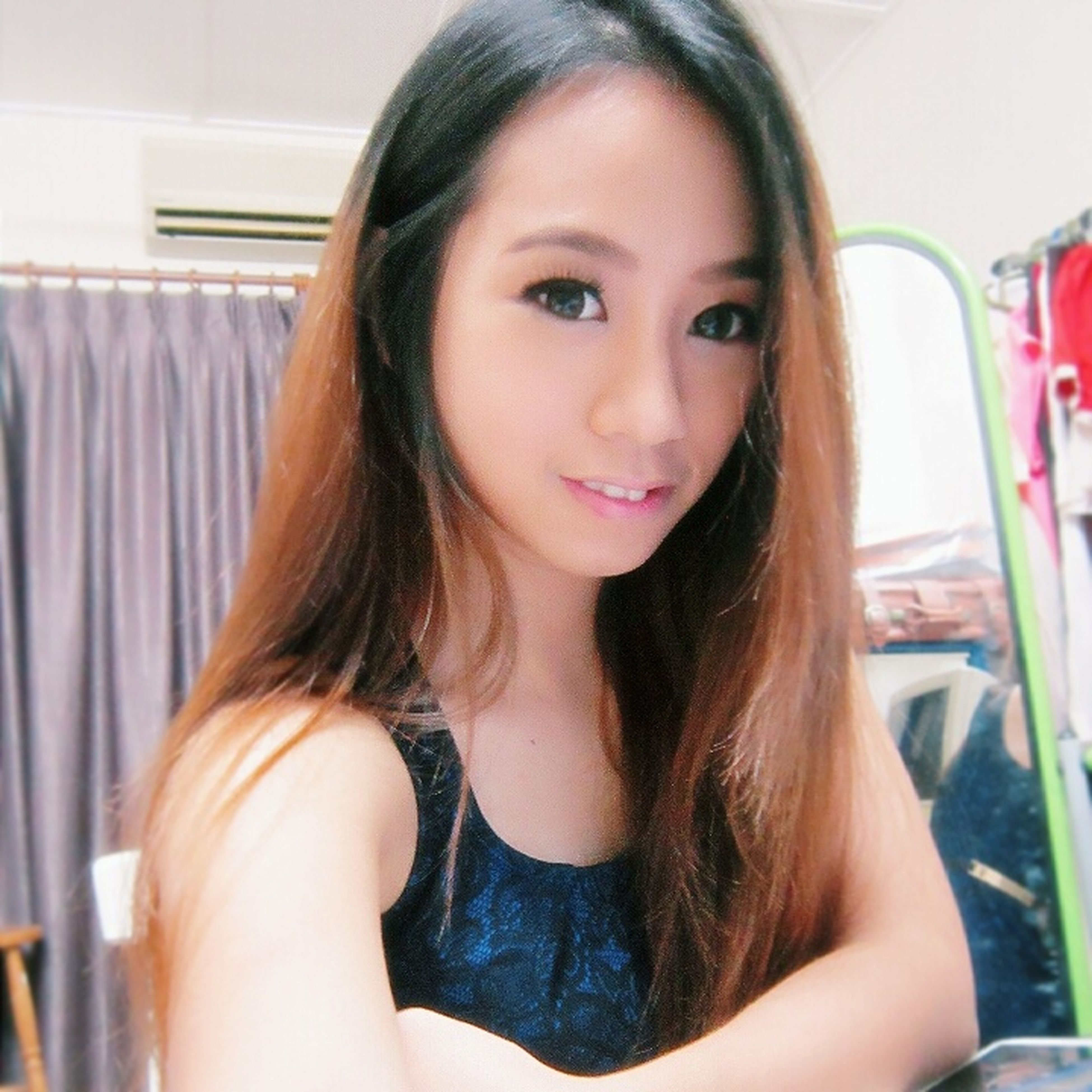 Make Up ^_^ Selfportrait Asian Beauty Young Interior Designer