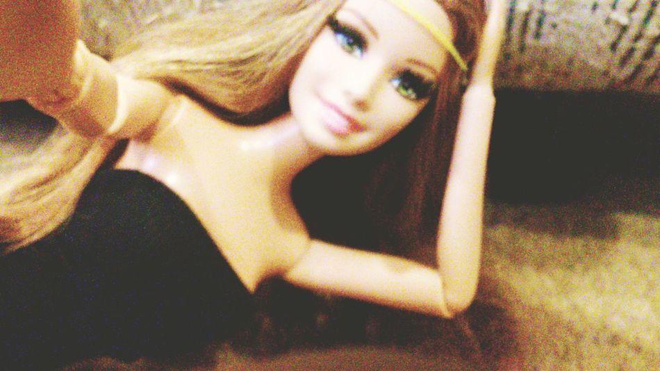 Barbie Doll Photography Dollselfie