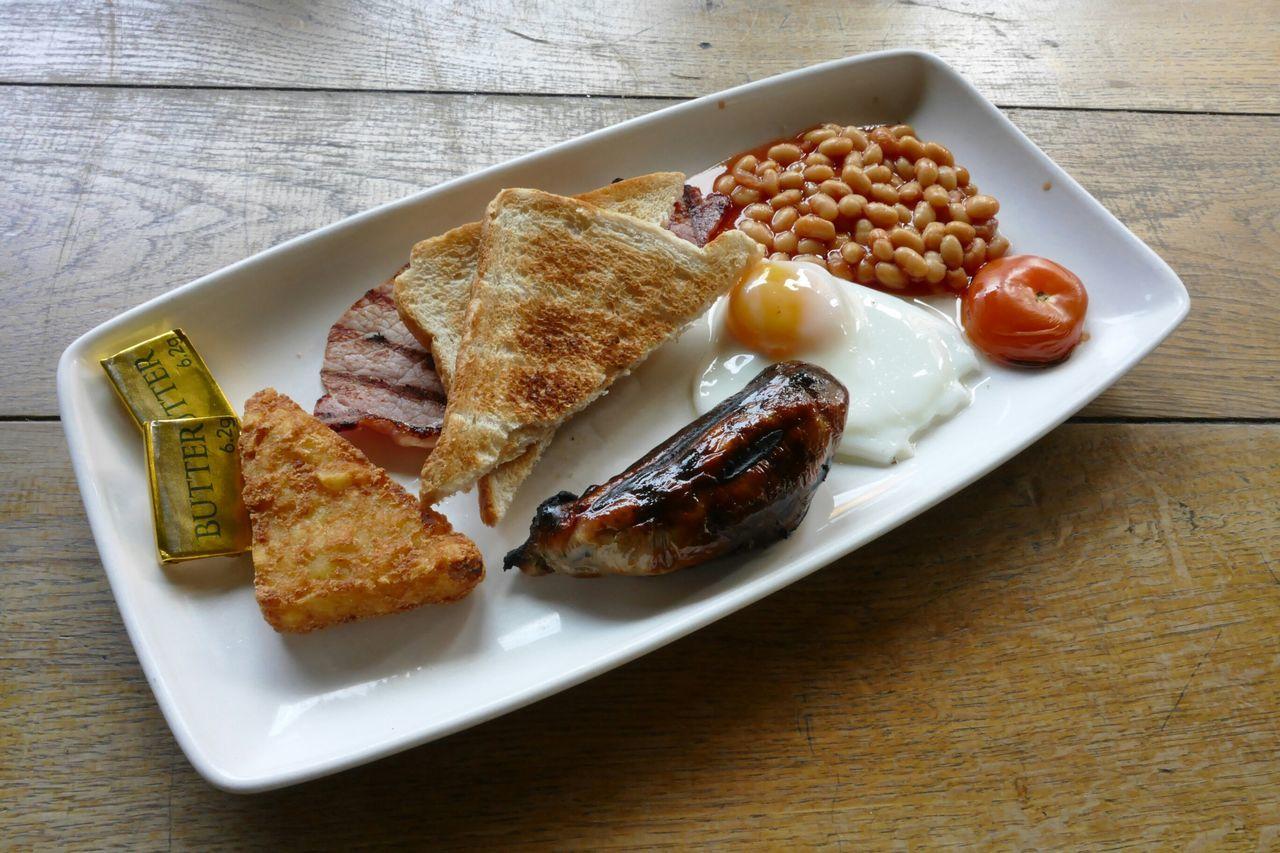 Beautiful stock photos of breakfast, Bread, Breakfast, Butter, Close-Up