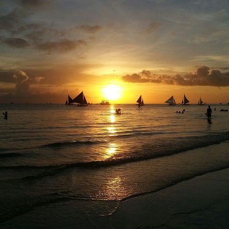 Travel Photography EyeEm Best Shots - Sunsets + Sunrise BoracayIsland