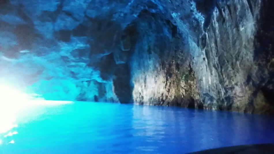 La grotta blu . Isola di Castellorizo Green No Filter . The Amazing View Nature_collection Buongiorno Ciao Belli