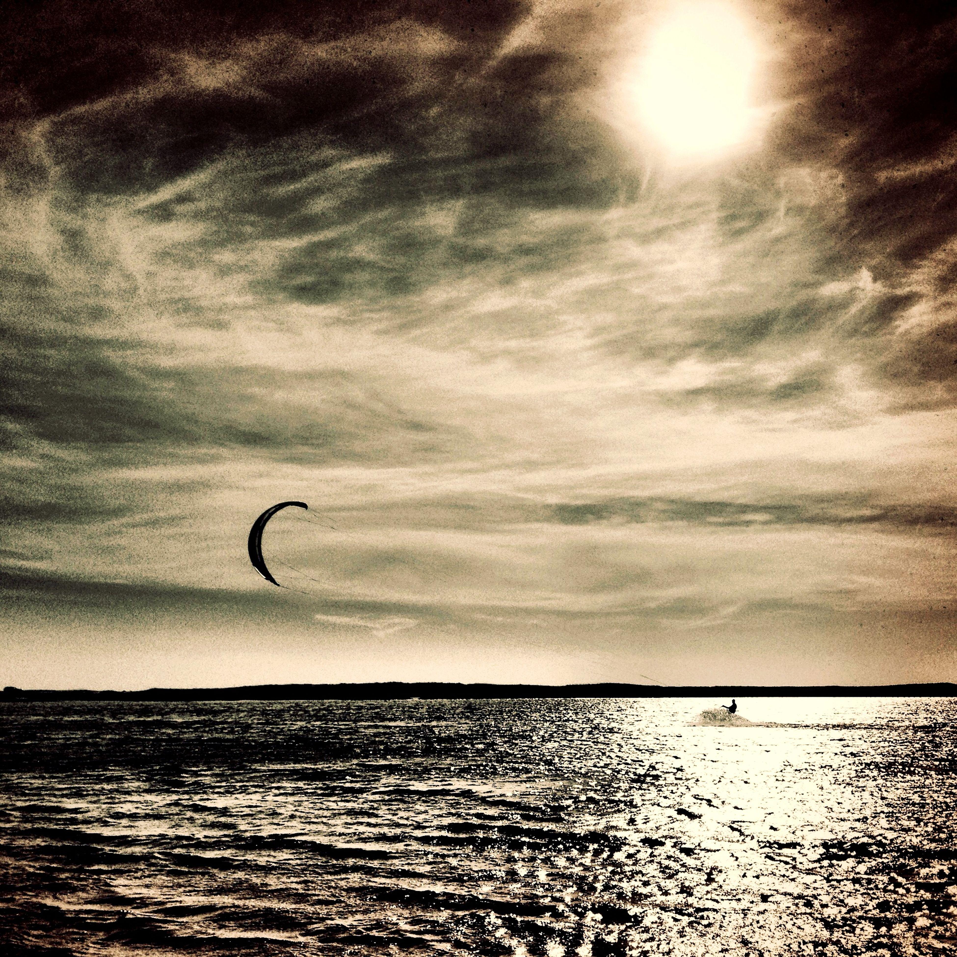 Where The Wind Goes at South Beach, Martha's Vineyard Where The Wind Goes