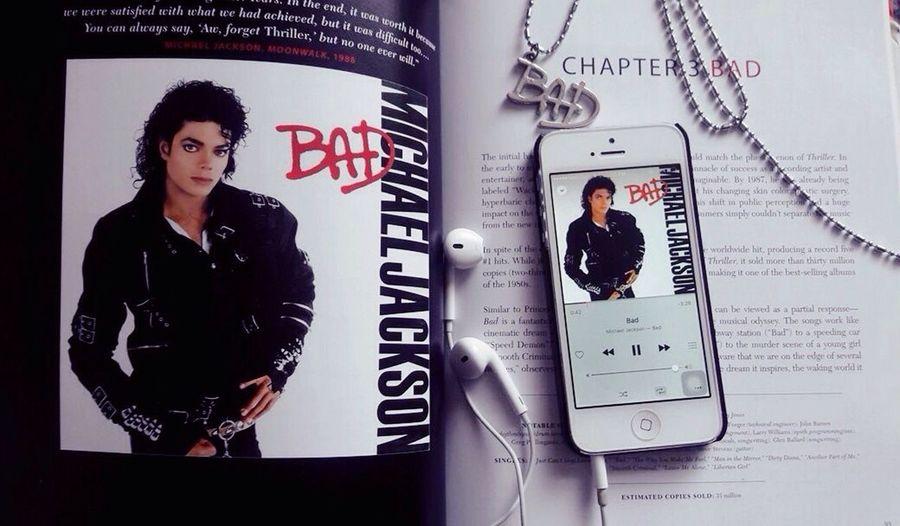 /Shamone MJFam Bad BadAlbum Michael Jackson Man In The Music