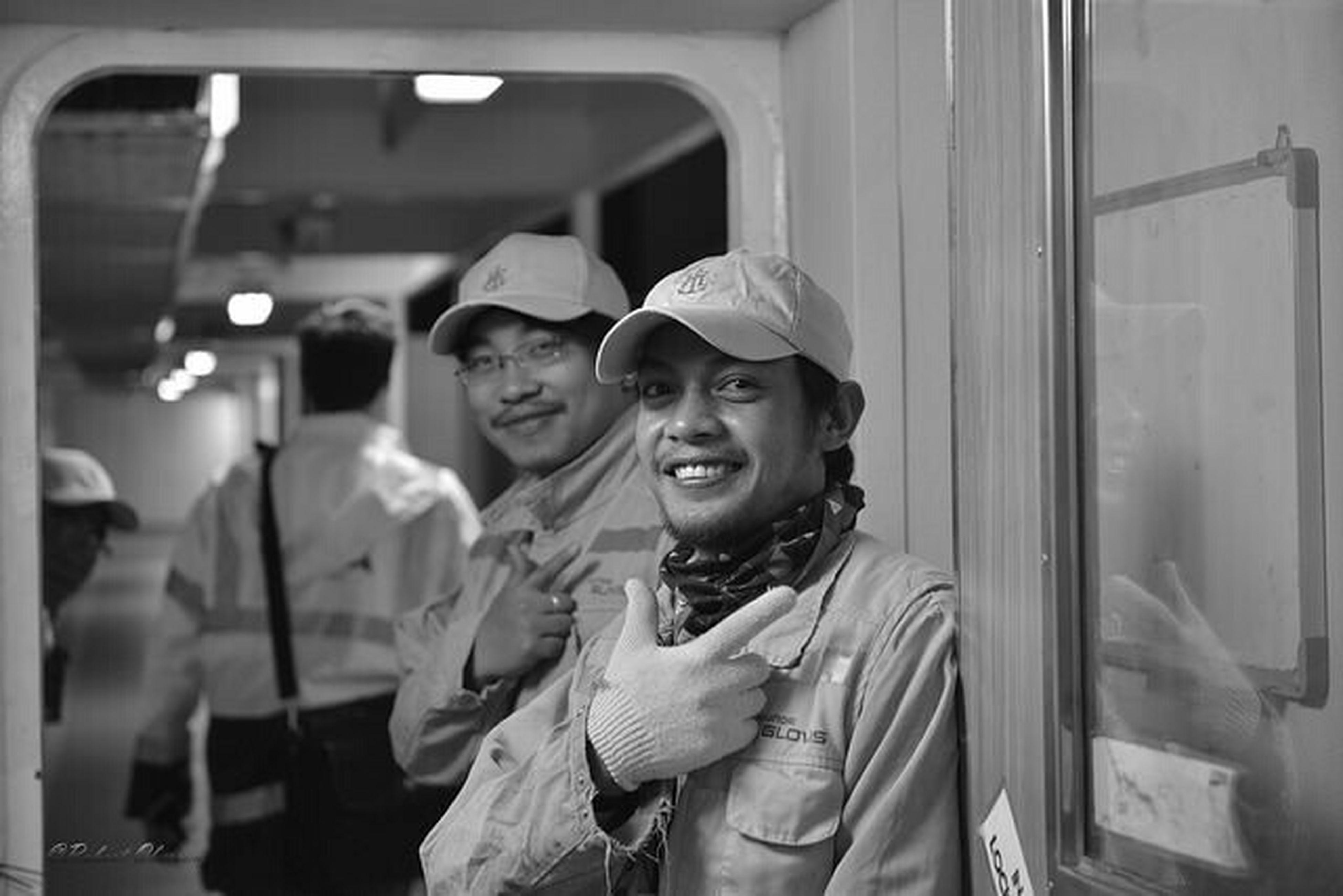 Taking pics on aCruise Ship in Antwerpen Black And White Bnw Portrait Tadda Community Open Edit Boat Life Happy Portrait