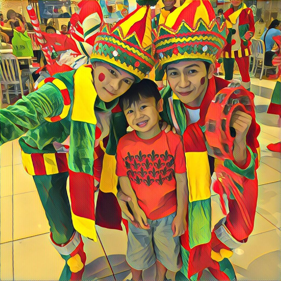 It's the Holidays! Kids Holidays Jolly Mik Happiness First Eyeem Photo