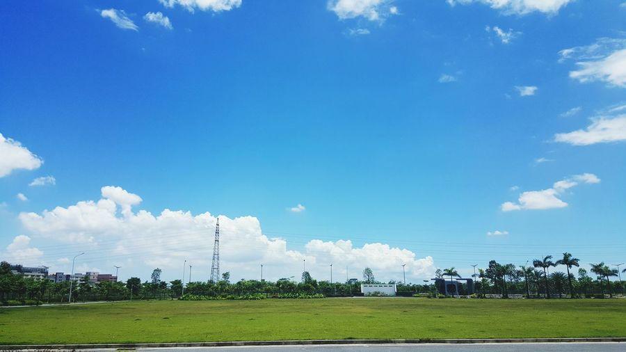 天空美得怎样拍都是一副画 First Eyeem Photo