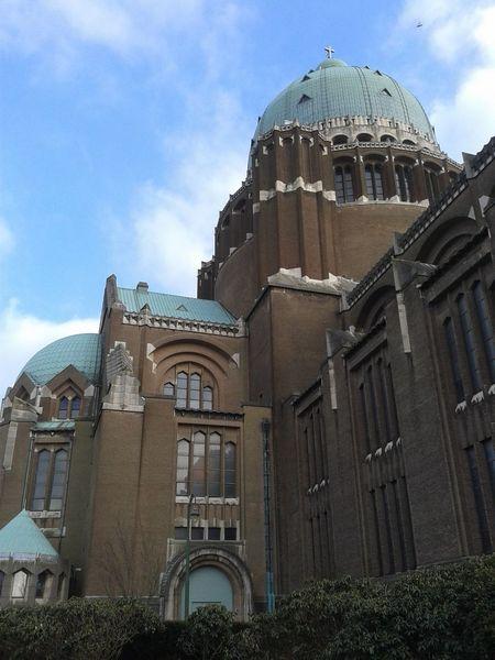 Koekelberg Basilica Brussels Eye Em Around The World Streamzoofamily