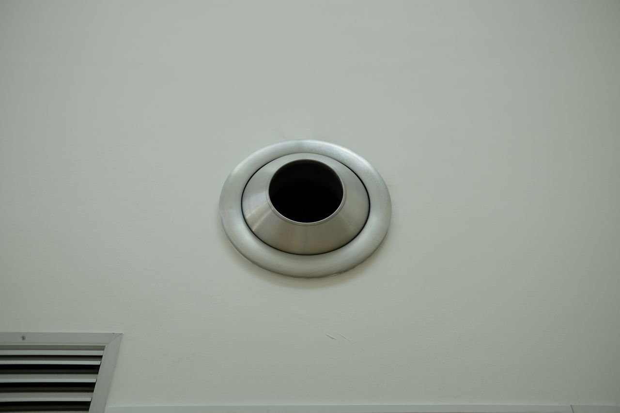 Air Conditioner Architecture Built Structure Close-up Coil Day Indoors  Interior No People Nozzle System Tube