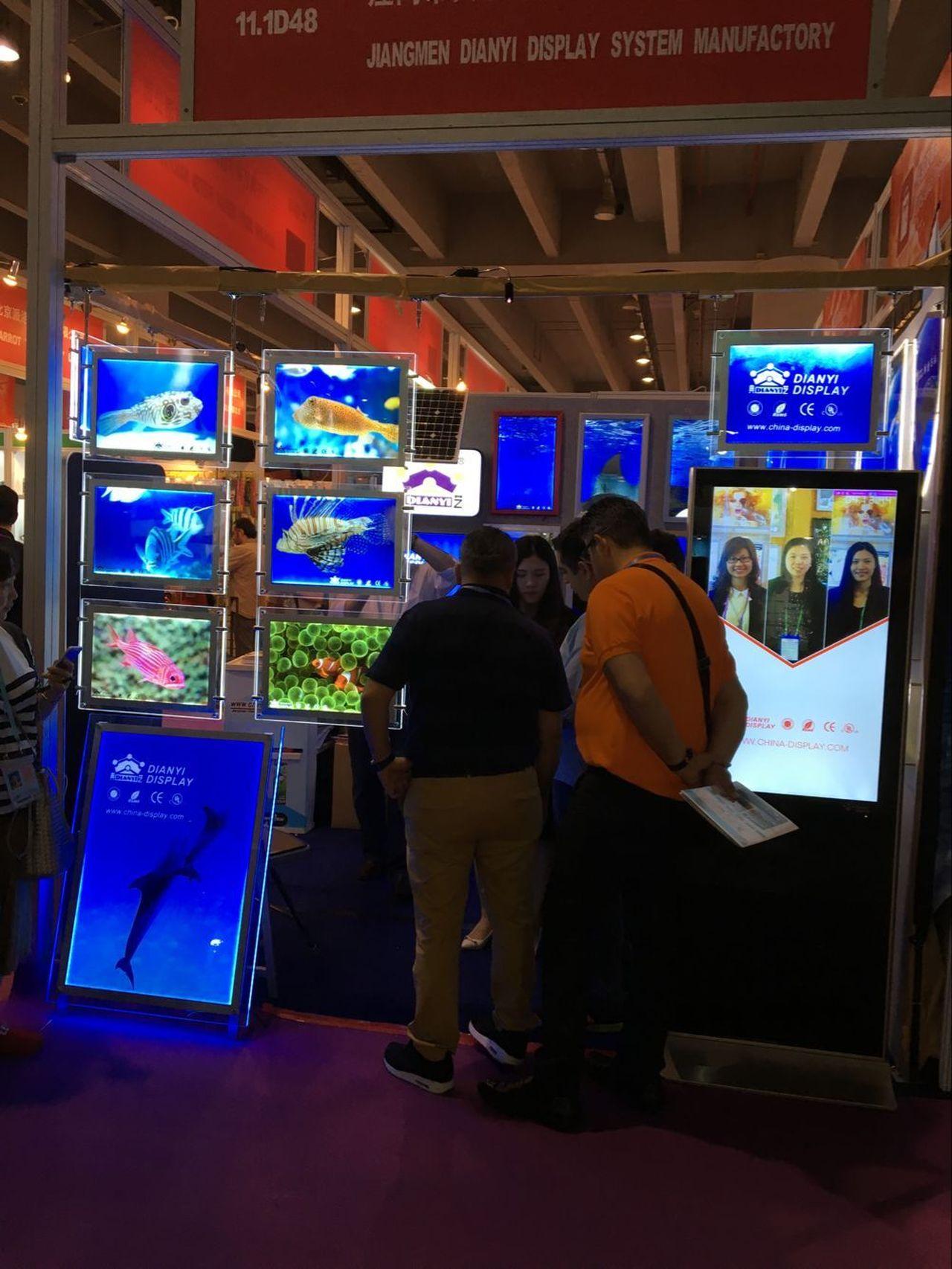 Dianyi Display The 119th Canton Fair