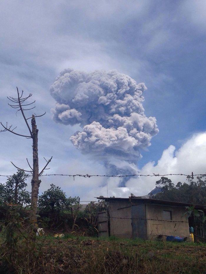 Erupción Ecuador♥ Nature_collection Turisteando Nature Photography Paisaje Natural