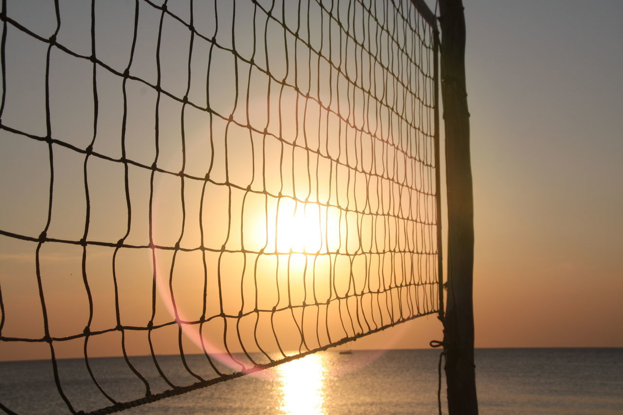 Beautiful stock photos of volleyball, Beauty In Nature, Bright, Horizon Over Water, Lens Flare