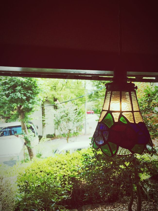 ランプ Cafe