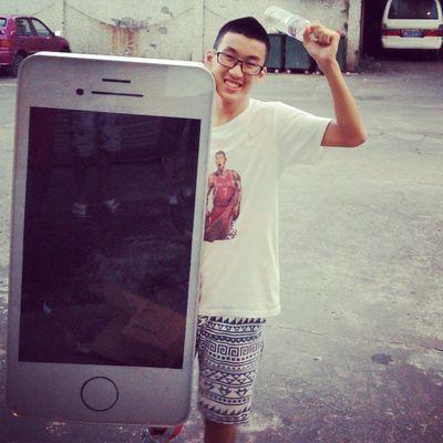 I have already had iphonen !?