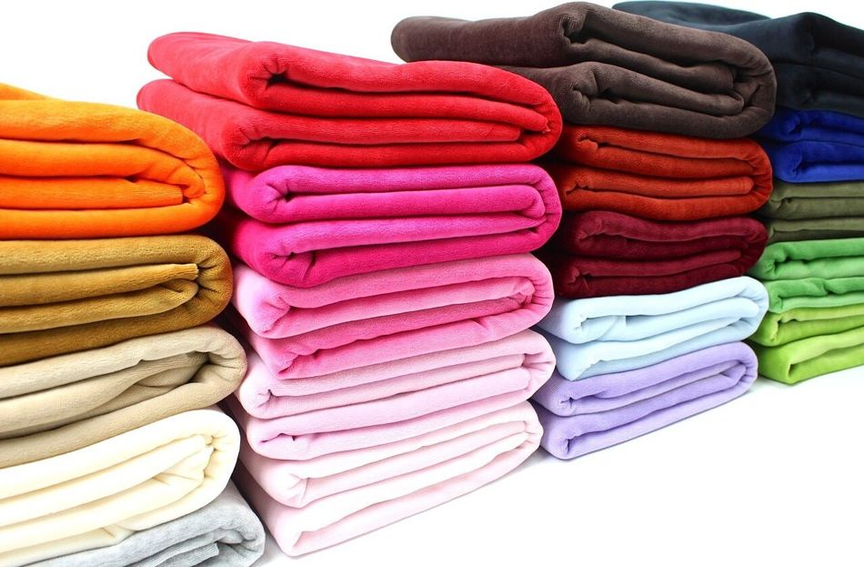 Multi Colored Stack Arrangement Large Group Of Objects No People Indoors  Day Fabric