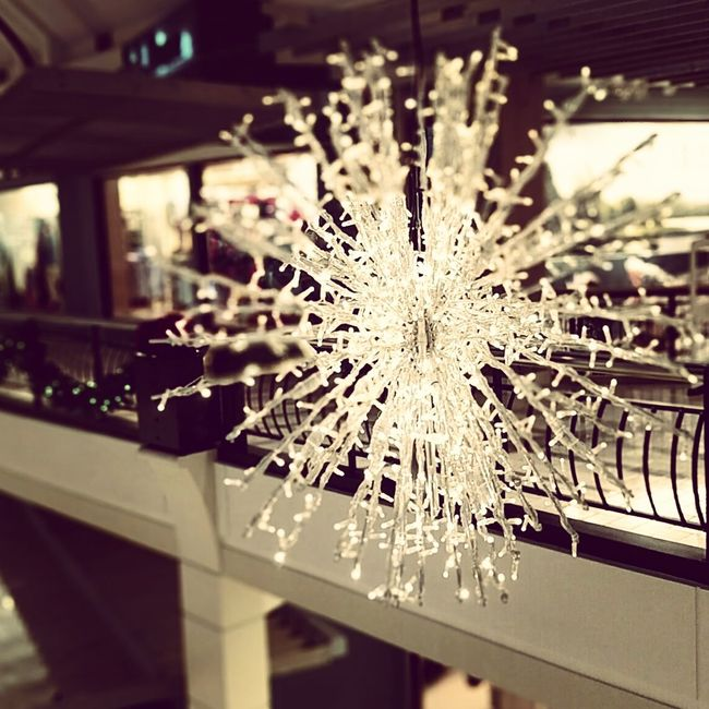 Xmas Snow ❄ Snow Flakes Festive Season