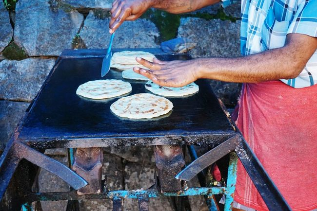 Parotta Gudaloor Flatbread  Streetfood Walla