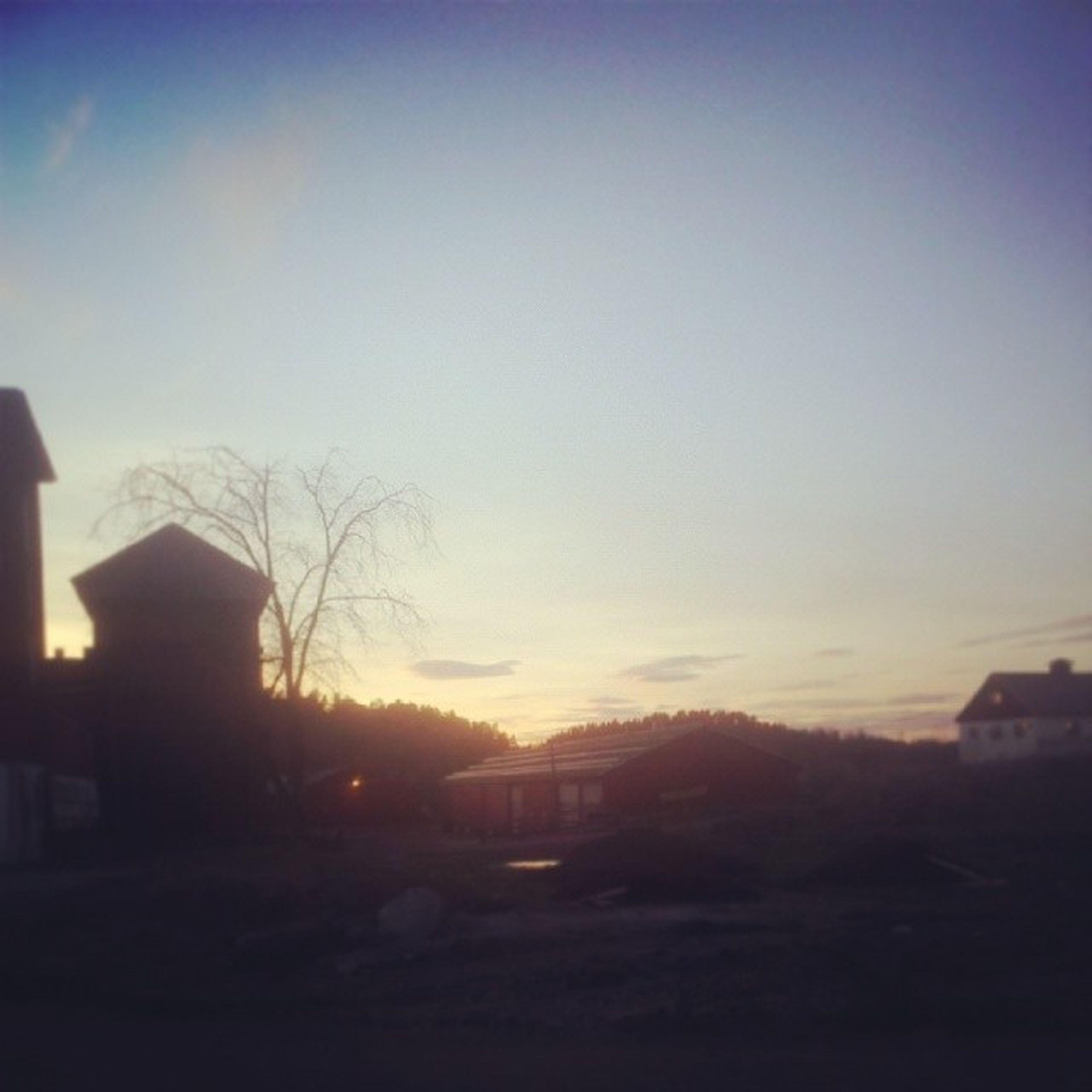 ☆☆Love This Place Melsom melsomvik melsomvgs sky sunset spring summer evening låve verksted fjøs himmel solnedgang loveit school myhome