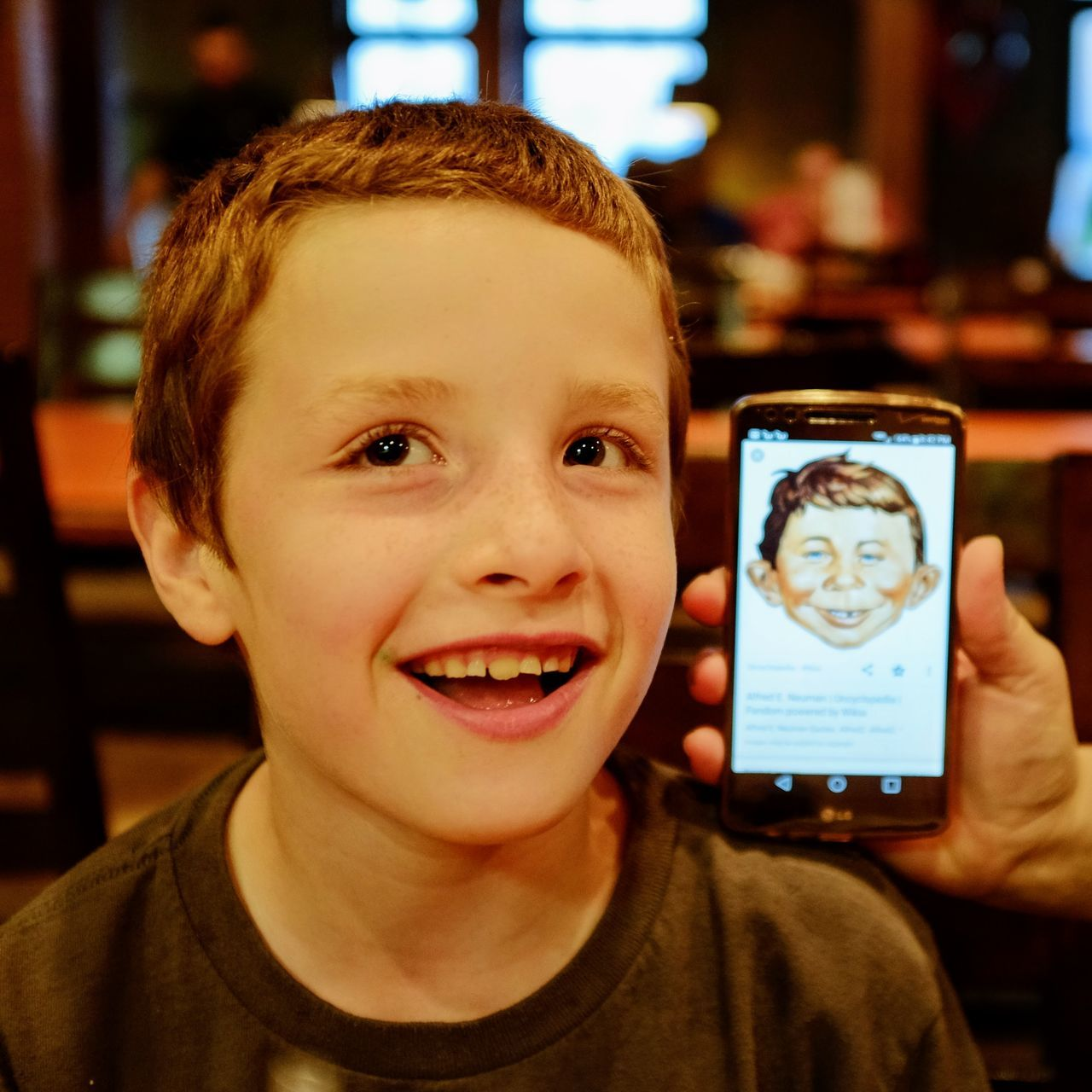 Visual journal May 2017 Beatrice. Nebraska https://www.theparisreview.org/blog/2016/03/03/a-boy-with-no-birthday-turns-sixty/ A Day In The Life Alfred E. Neuman Boys Camera Work Close-up Everyday Lives Eye For Photography EyeEm Best Shots EyeEm Gallery Fujifilm EF-20 FUJIFILM X100S Look Alike Looking At Camera Looks Like Photo Diary Photographing Photography Themes Practicing Photography Real People Small Town Stories Smiling Storytelling Visual Journal What, Me Worry? Wireless Technology