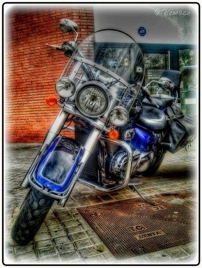 Barcelona Motorcycles Vehiculejos