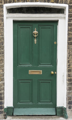 Dublin Green Individuality Ireland Old Fashioned Resistance  Wood Architecture Building Exterior Civil Day District Door English Gregorian Historical Law Medieval Neighborhood No People Outdoors Series