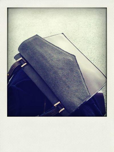 Leather Handbagsuede Suède Olive Green