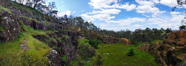 Quarry Quarry Rock Nature