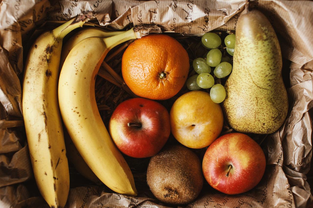 Beautiful stock photos of banana, Apple - Fruit, Banana, Choice, Close-Up