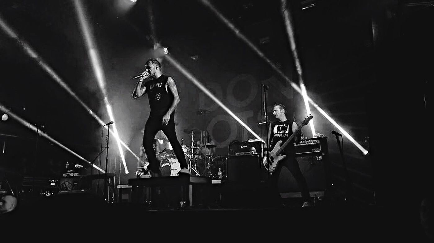 Donots - Eier mit Speck 2Ol6 ❤️🍳 Unvergesslich EMS Festival 3tagewach Concert Iningoitrust Viersen Camping Music Ingospieltkeinbingo
