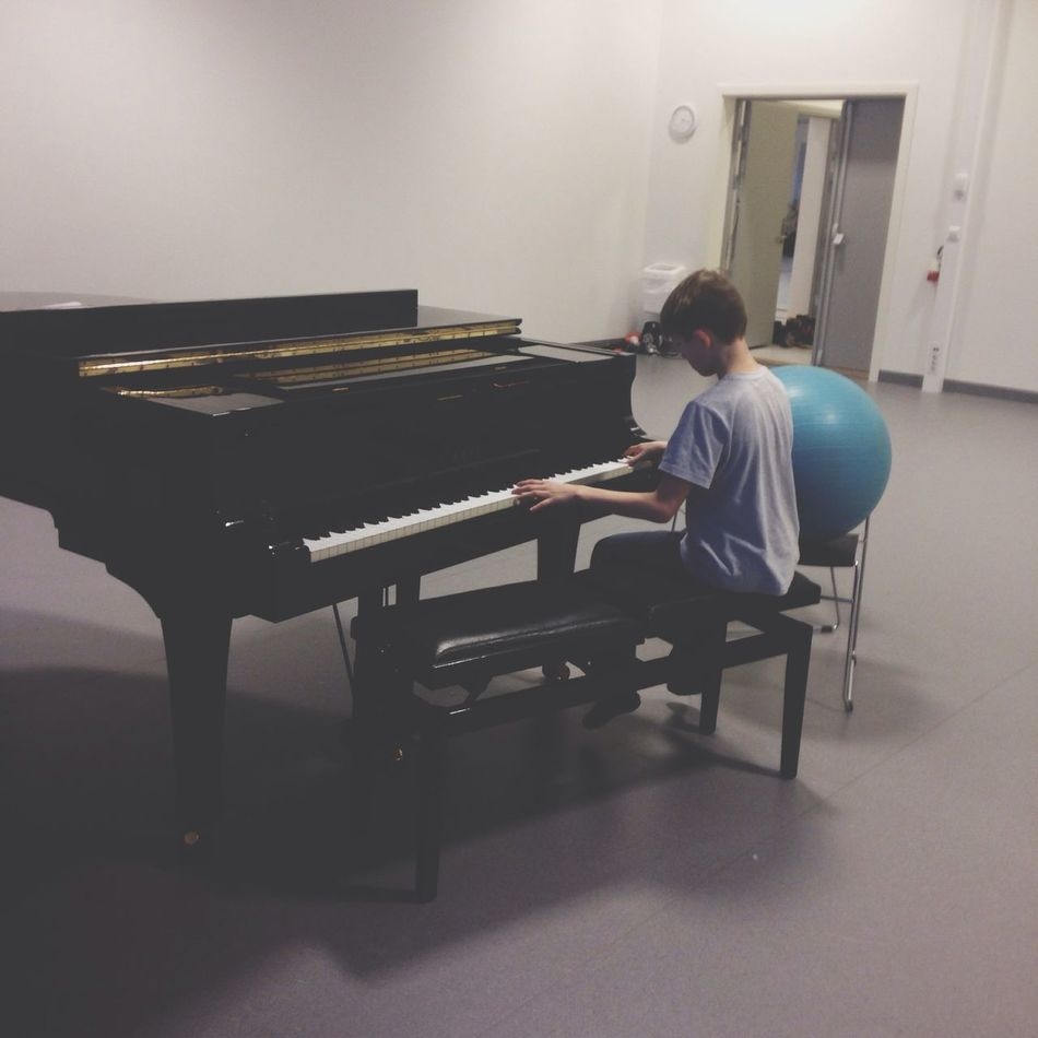Music Talent Piano Youth Young Performance Boy